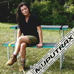 Muputrax Multi-Purpose Camping Furniture, Bench, Chair, Table, Dining Setting